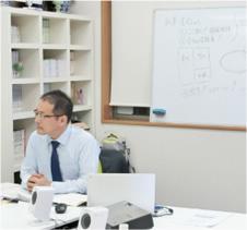 写真2:ランチェスター戦略を使った中小企業の社長の為の経営塾