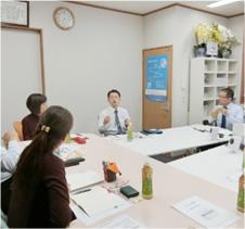 写真3:ランチェスター戦略を使った中小企業の社長の為の経営塾