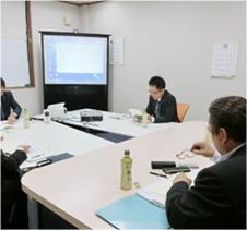 写真5:ランチェスター戦略を使った中小企業の社長の為の経営塾