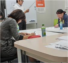 写真7:ランチェスター戦略を使った中小企業の社長の為の経営塾