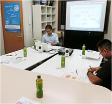 写真8:ランチェスター戦略を使った中小企業の社長の為の経営塾