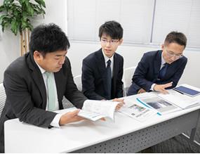写真 日本政策金融公庫への融資の紹介件数は、西三河でNo.1